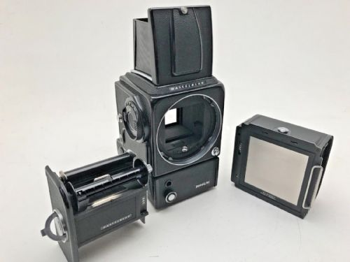 Hasselblad ELM black body and matching original A12 magazine